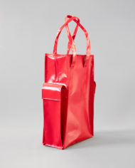 rock steady bag red