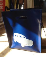 custom made bag Renault4