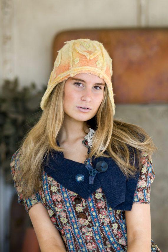 art deco hat sweet