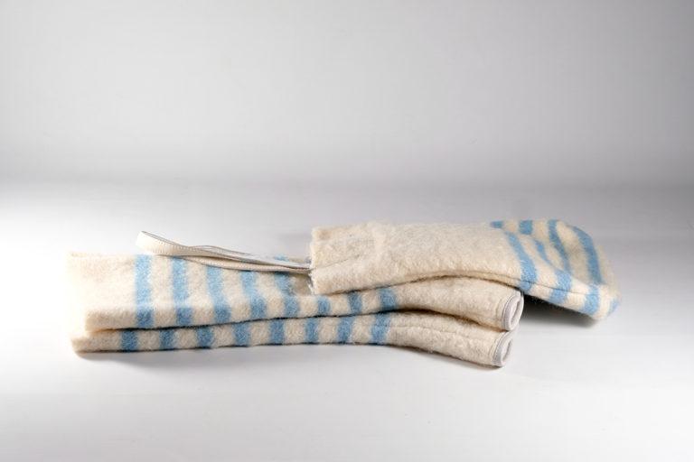 bag gaiter set Stripes