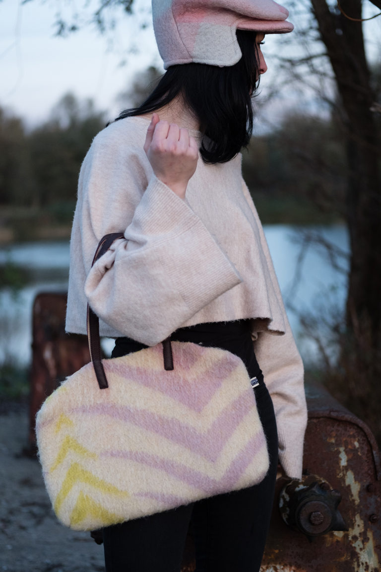 cosy hats and bags
