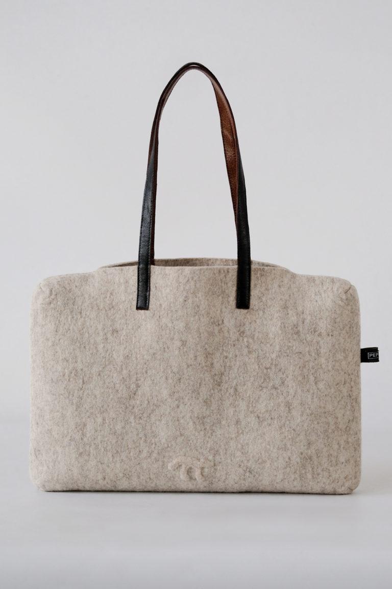 turtleneck bag