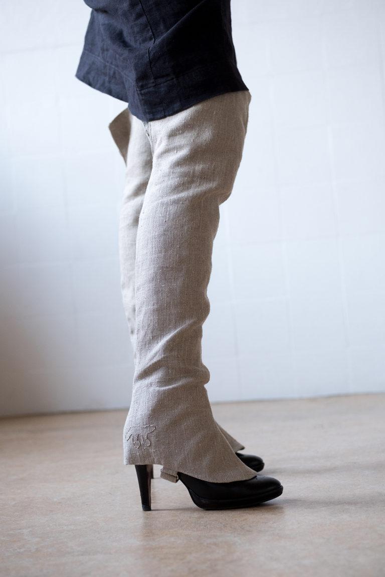 summer legwear over-the-knee