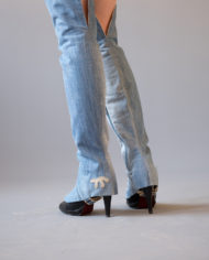long jean gaiters