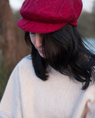 knit hat red3-2974