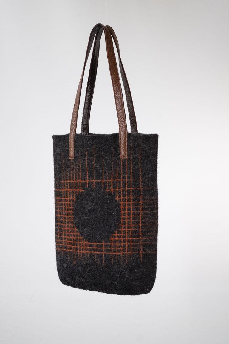 New Moon Artisan Bag