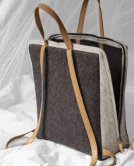 Felt Knapsack | The Esther Bag