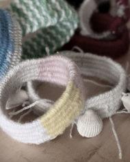 elastic wristbands
