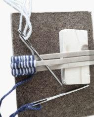 loom set blunt needle