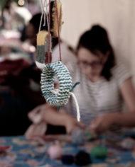 wristband weave workshop