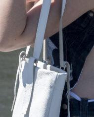 leather shoulderbagkopie