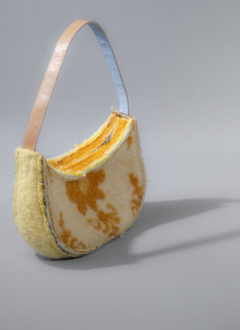 Curve Layers Shoulder Hand Bag