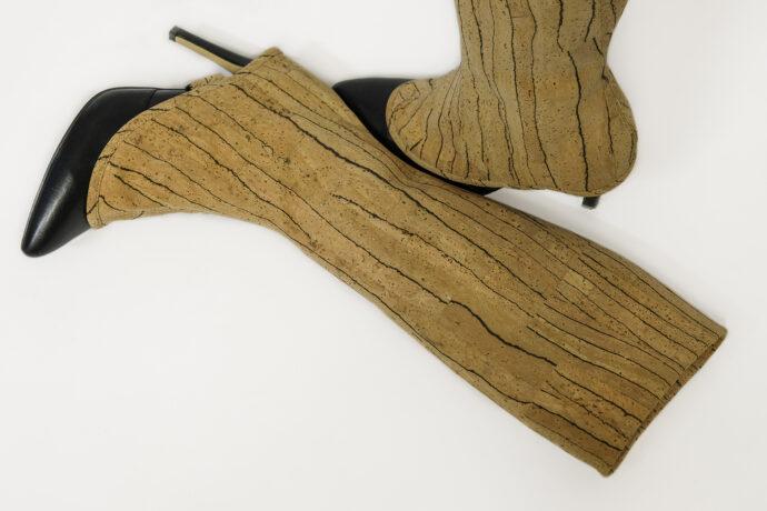 Bamboo Cork Gaiters