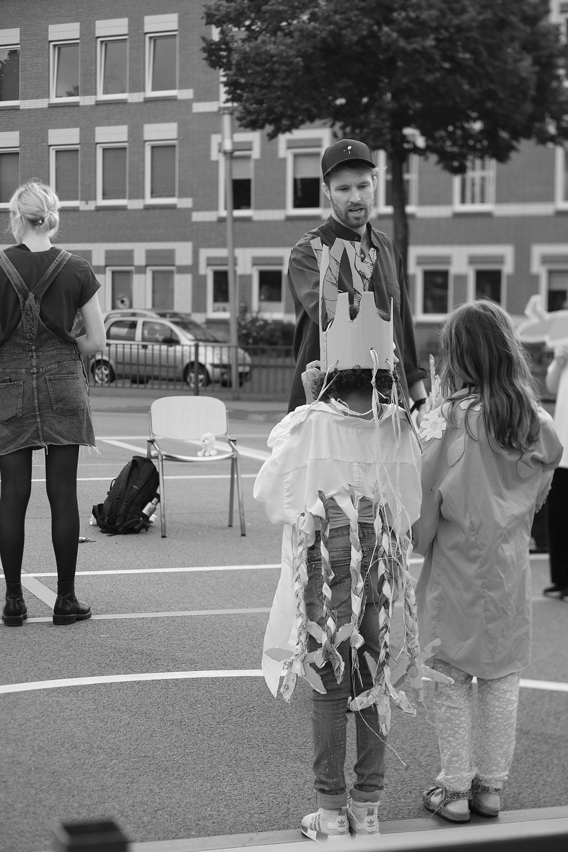 rehearsals, vreewijk, moving statue summerschool