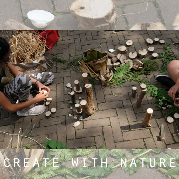 create with nature